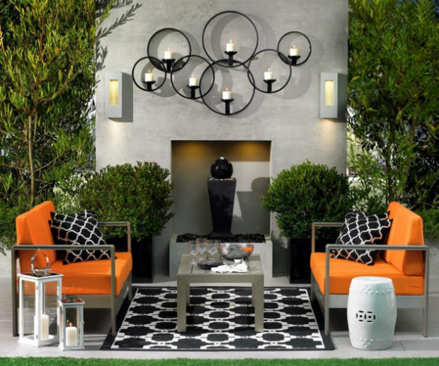 Modern Outdoor Furniture Ideas - My Daily Magazine - Art, Design