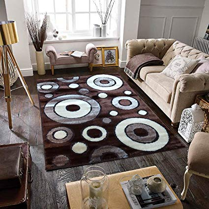 Amazon.com: Gloria Rug Super Soft Indoor Modern Shag Rug Silky