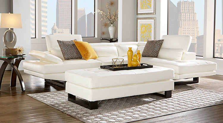 White Living Room Furniture - Home Decor Ideas - editorial-ink.us