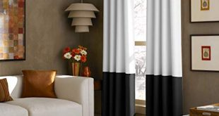 Modern Window Curtains: Amazon.com