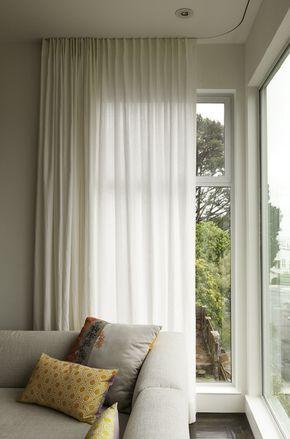 houzz window treatments | Pin it Like Website | Track window