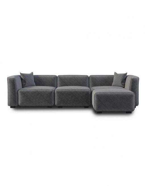 Soft-Cube: Modern Modular Sofa Set | Expand Furniture - Folding