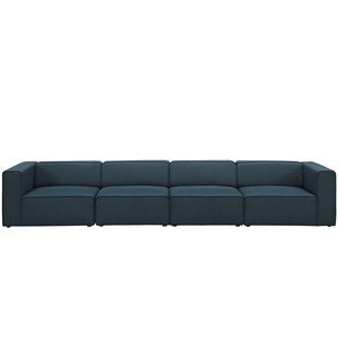 Modern & Contemporary Modular Sofas You'll Love | Wayfair