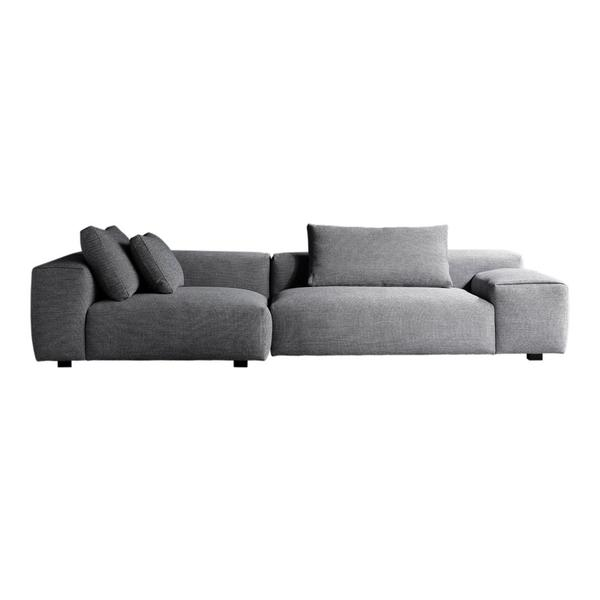 Raft Modular Sofa w/ High & Low Arms u2013 Danish Design Store
