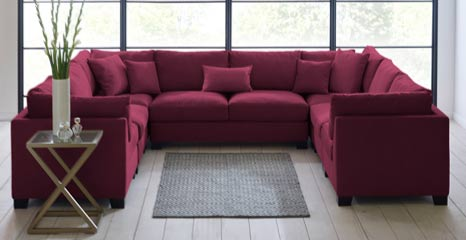 Modular Sofas, Sectional Sofas | Living It Up