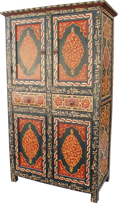 Traditional Look Moroccan Furniture