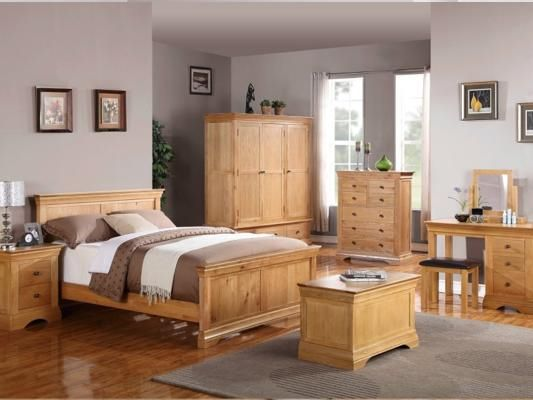 Oak bedroom furniture | House Decorations | Pinterest | Oak bedroom