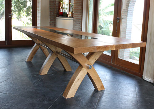 Bespoke Oak Furniture South East - Oak Tables East Sussex