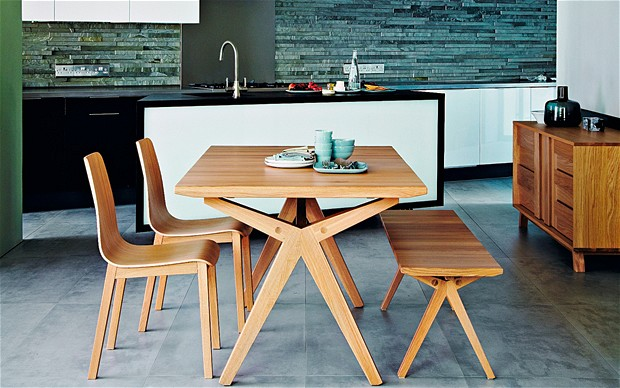 Design notebook: Oak furniture from John Lewis - Telegraph
