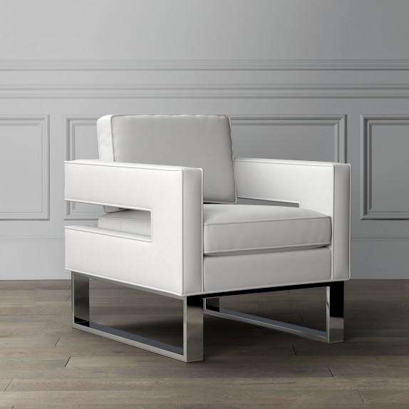 Minato Occasional Chair | Williams Sonoma