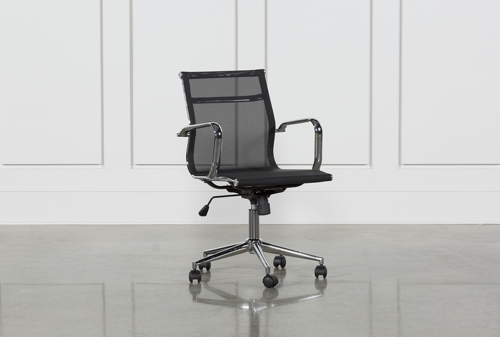 Wendell Mesh Office Chair | Living Spaces