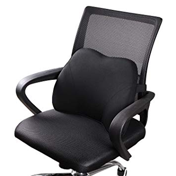 The purpose of the office chair cushion
