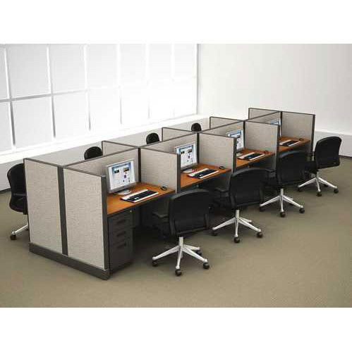 Maintain privacy with Office Cubicles