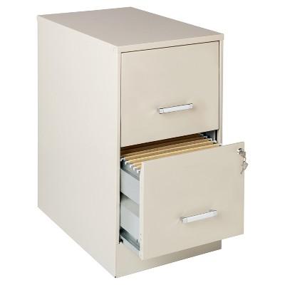 Office Designs File Cabinet 2 Drawer Letter Size : Target