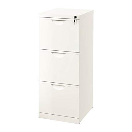 Amazon.com : New Ikea Erik Office File Cabinet With 3 Drawers and