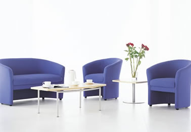 Reception Seating Ranges - Office Furniture and Chair manufactured