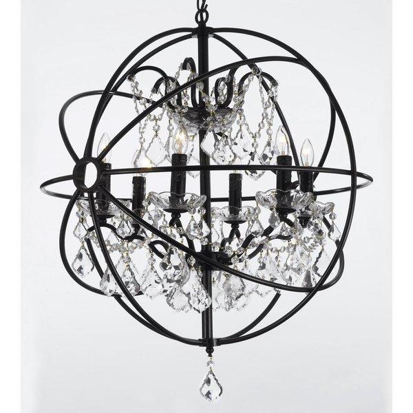 Orb chandelier best lighting option for   you