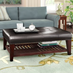 Padded Coffee Tables | Wayfair