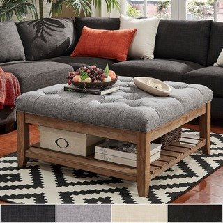 The Artistic Ottoman Coffee tables