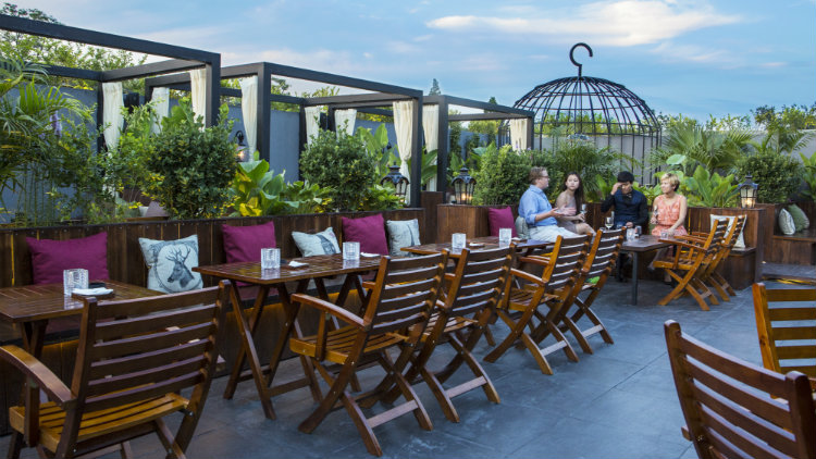 Beijing's best outdoor bars - Bars - Time Out Beijing