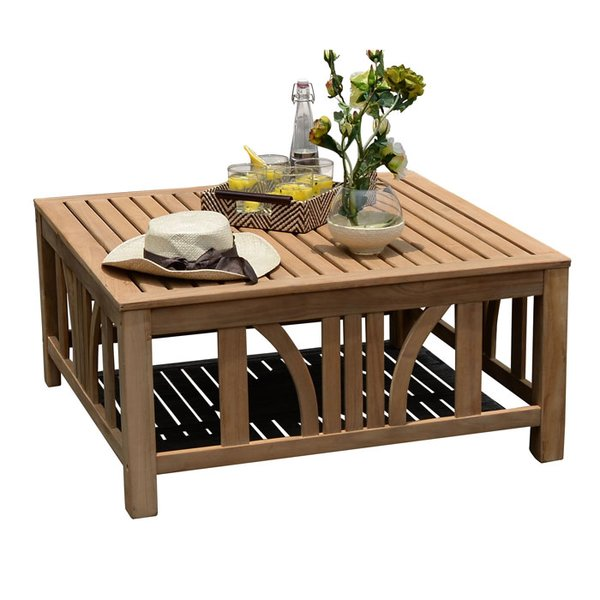 Making your garden memorable with outdoor   coffee table
