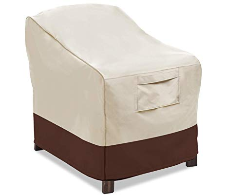 Amazon.com : Vailge Patio Chair Covers, Lounge Deep Seat Cover