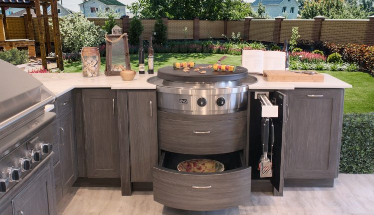 Outdoor Kitchen | Built To Last | Myrtle Beach Outdoor Kitchens
