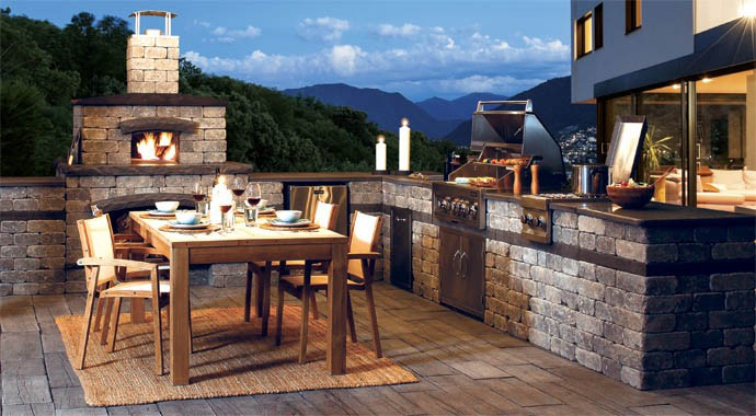 25+ Amazing Outdoor Kitchen Ideas & Designs » Jessica Paster