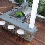 The different outdoor kitchen designs