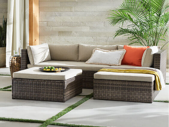 Outdoor Lounge Furniture - The Home Depot