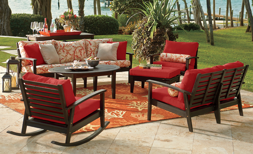 How to choose Quality Outdoor Patio Cushions - LiptonVibes