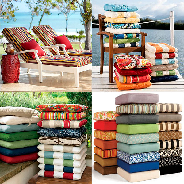 Outdoor Furniture Patio Cushions Custom Made & Manufacture