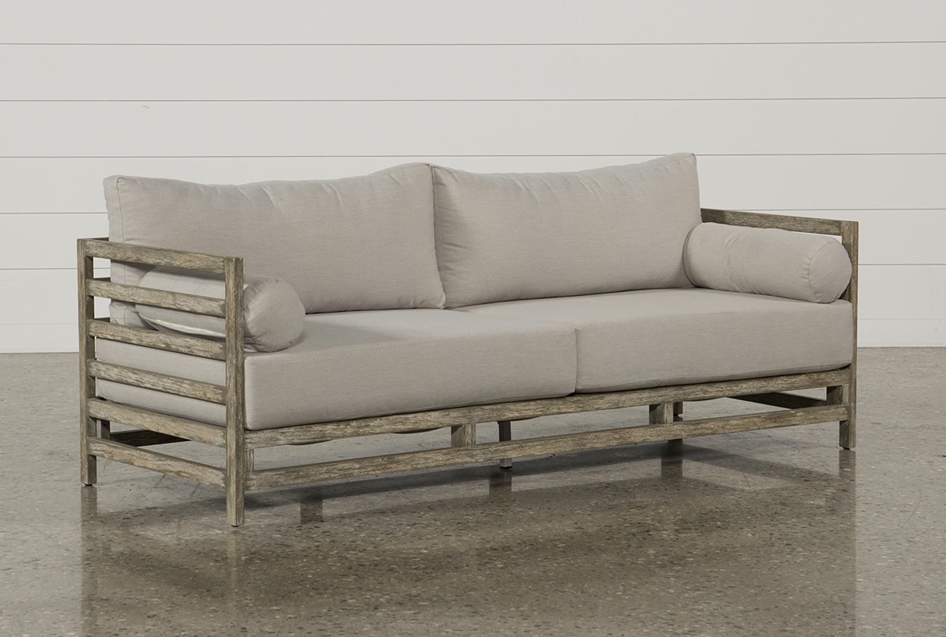 Outdoor Pompeii Sofa | Living Spaces