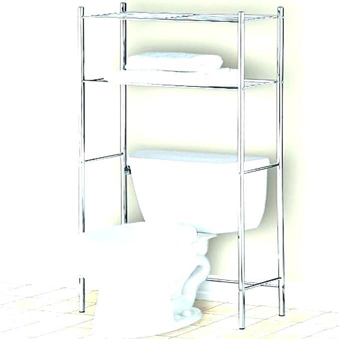 Over Toilet Storage Unit Over Commode Shelf Behind Toilet Shelf Over