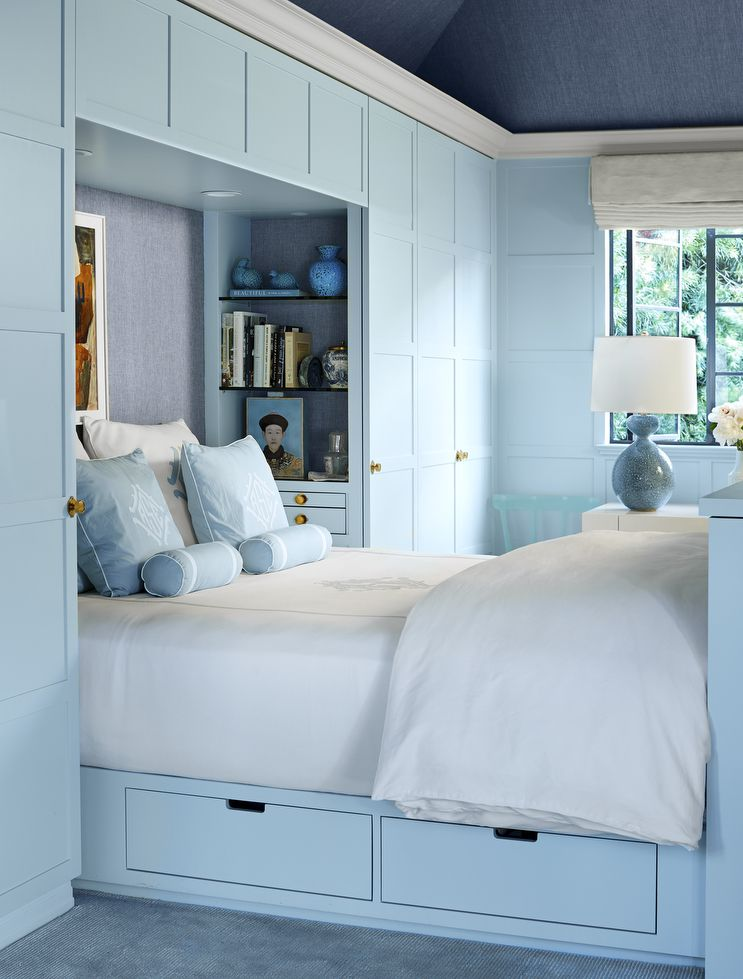 25+ Best Bedroom Colors - Relaxing Paint Color Ideas for Bedrooms