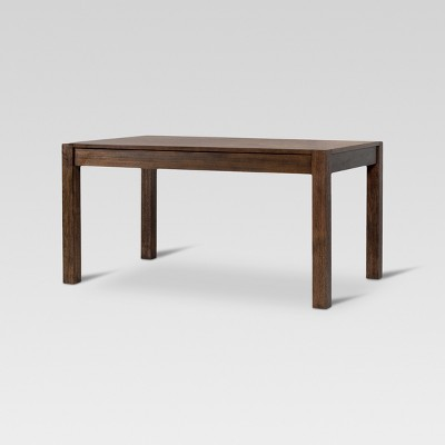 Parsons Wood Dining Table - Threshold™ : Target