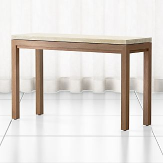 Parsons Tables | Crate and Barrel