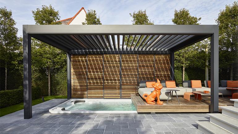 3 amazing advantages of aluminium patio covers | Renson Outdoor