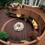Enjoy the outdoors through patio decks
