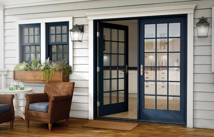 Wood French Patio Doors | Essence Series | Milgard