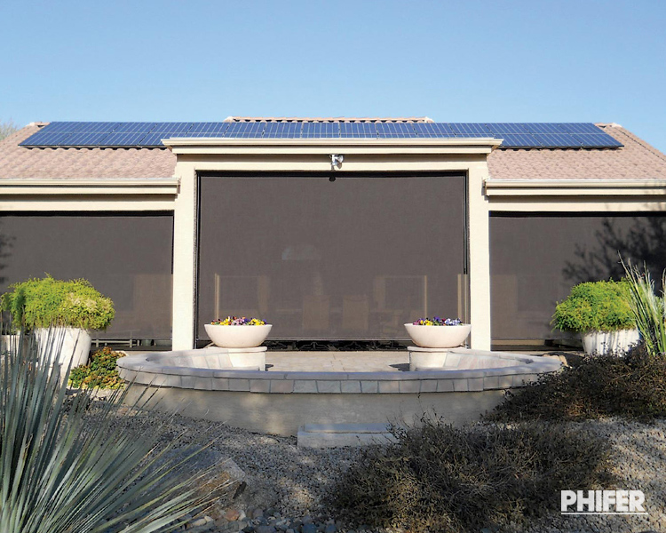 Patio Shades | Patio Products Phoenix
