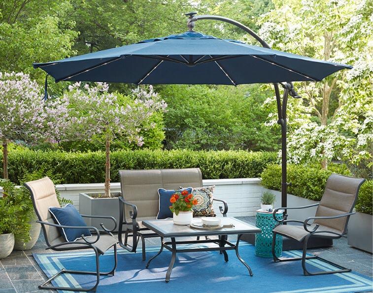 Patio Umbrellas - The Home Depot