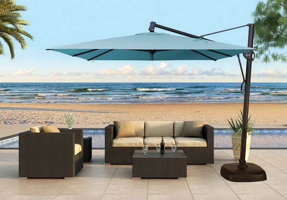 Most Important Features of Patio Umbrellas | All American Pool and