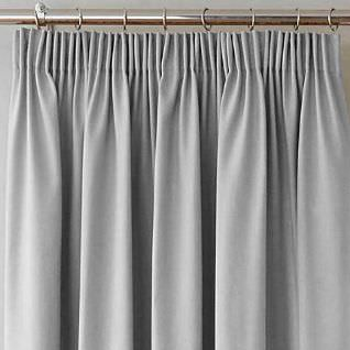 What are Pencil Pleat Curtains? - The Mill Shop