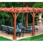 How To Make Your Landscape Romantic Using   Pergola kits