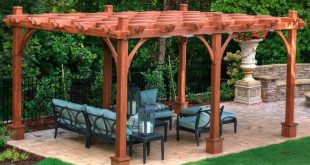 Pergola Kits | 12x16 Breeze Pergola - Outdoor Living Today