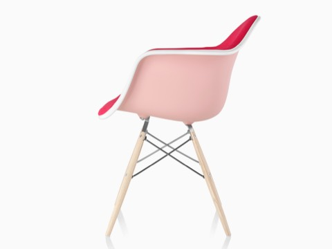 Eames Molded Plastic - Side Chair - Herman Miller