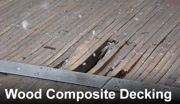 Reasons to Avoid Wood/Plastic Composite Decking and Profiles Trade
