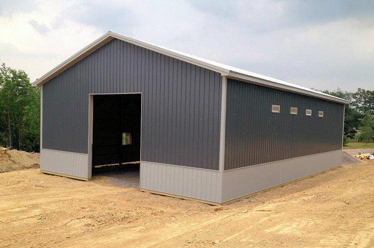Pole Barn Building u2013 Phillips Contracting Company