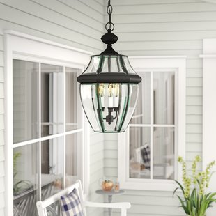 Outdoor Hanging Lights You'll Love | Wayfair